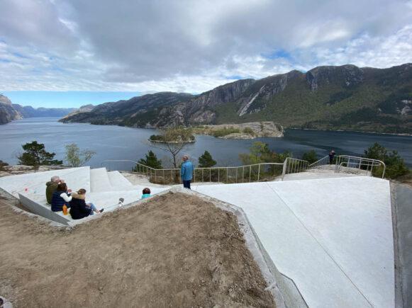 Utsiktspunkt Høllesli